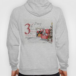 THIRD DAY OF CHRISTMAS WEIMS Hoody