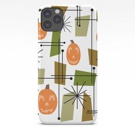 Halloween Mid Century Modern iPhone Case