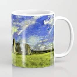 Stonehenge Art Coffee Mug