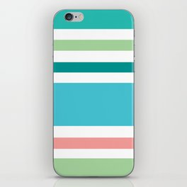 Newport Stripe iPhone Skin