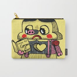 To be real Carry-All Pouch