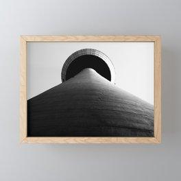 Stuttgart Fernsehturm Framed Mini Art Print