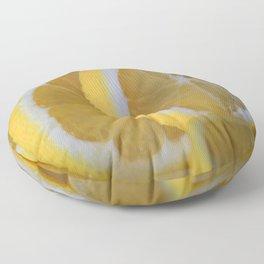 Love Lemons Floor Pillow