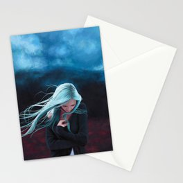 Shiver Stationery Cards