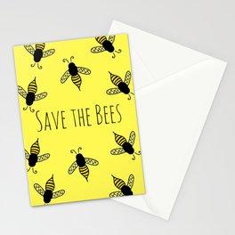 Buzzin' Stationery Cards