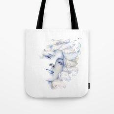 Goddess: Air Tote Bag