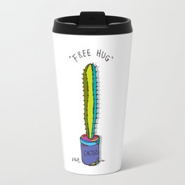 cactus3 Travel Mug