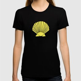 Light Yellow Seashell T-shirt