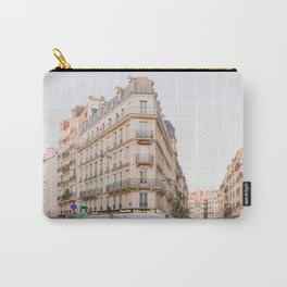 Sunset in Saint-Germain - Paris Photography Carry-All Pouch