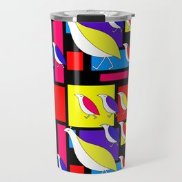 Partridge Parade Travel Mug