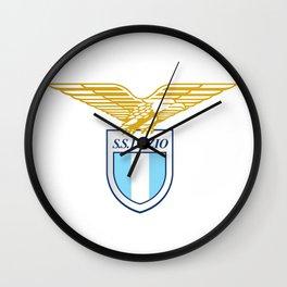 Lazio Logo Wall Clock