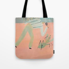 Bug Problems Tote Bag