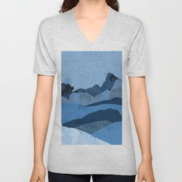 Mountain X Unisex V-Neck