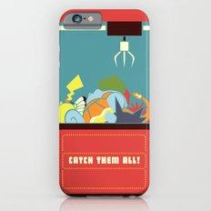 Claw Machine Slim Case iPhone 6