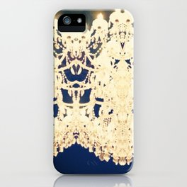 Double Chandelier iPhone Case