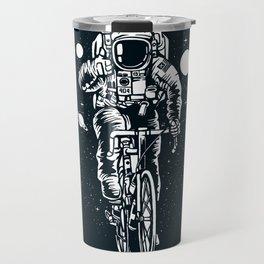 Crazy Astronaut Travel Mug