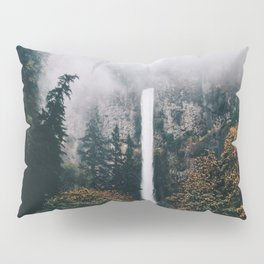 Multnomah Falls Pillow Sham