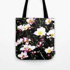 Pink Flowers (Edited)  Tote Bag