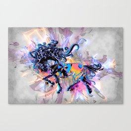 A Tale Of Woe Canvas Print