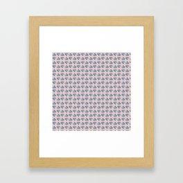 Lot Of Diamonds! Framed Art Print
