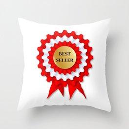 Best Seller Rosette Throw Pillow