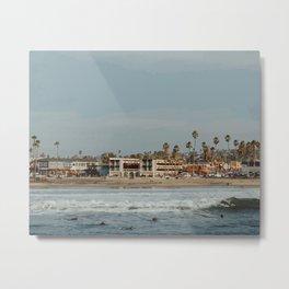 California vibes Metal Print