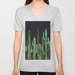 Cactus 4U collab. with @rodrigomffonseca Unisex V-Neck