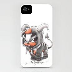 Facing certain Doom Slim Case iPhone (4, 4s)