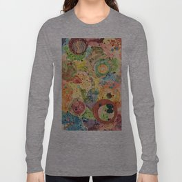 Color Play Long Sleeve T-shirt