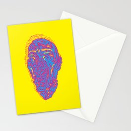 CMY Head Collection - P3 Stationery Cards