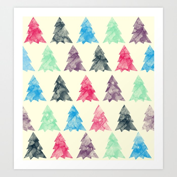 Lovely Pattern Art Print