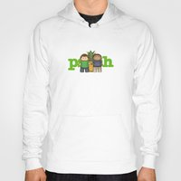 psych Hoodies featuring Psych by MythicPhoenix