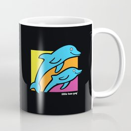 Dolphins. Coffee Mug