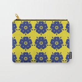 Japanese Samurai flower Carry-All Pouch