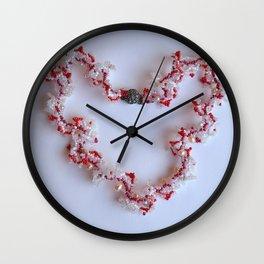 St Valentine design Wall Clock