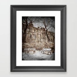 Architecture Art Photography Framed Art Print