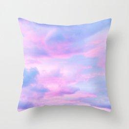 Clouds Series 4 Throw Pillow