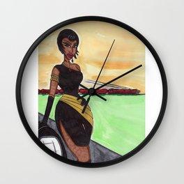 Eleanor Wall Clock