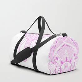 Serious Elephant Duffle Bag