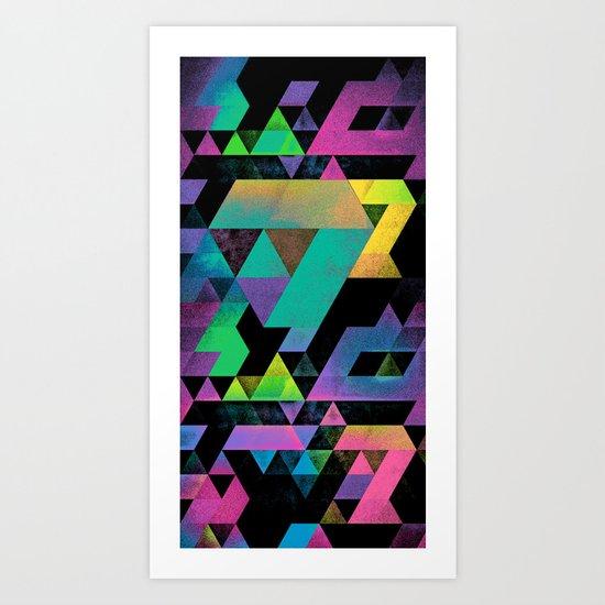 nyyn jwwl myze Art Print