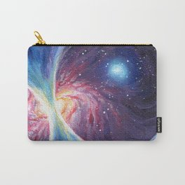 Galactic magnetic field painting Carry-All Pouch