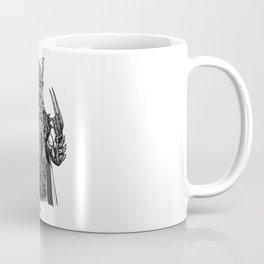 Samurai Punk Coffee Mug