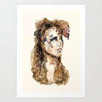 Elaine Art Print