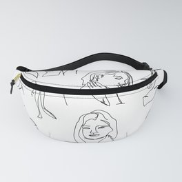 Women Together Fanny Pack