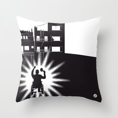 The Black Collection' Window Throw Pillow