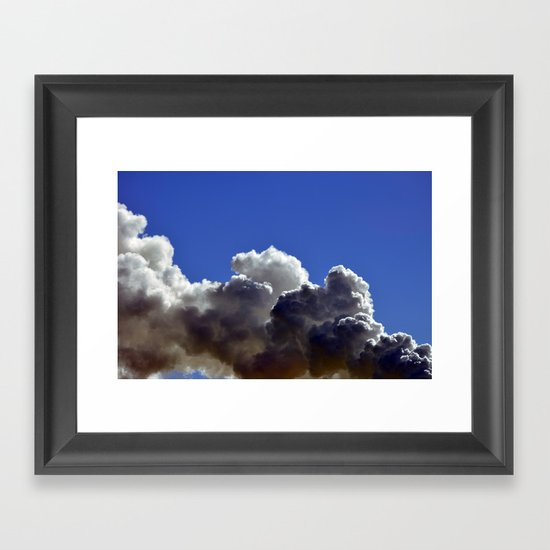 Damages Framed Art Print