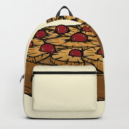 U is for Upside-Down Cake Backpack
