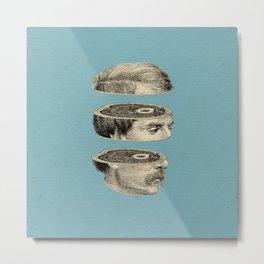 Cyrus Saurel Metal Print