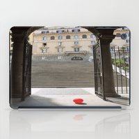 ballon iPad Cases featuring Red Ballon by Danielle W
