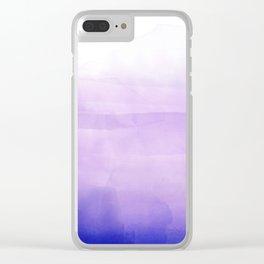 San Francisco Summer Clear iPhone Case